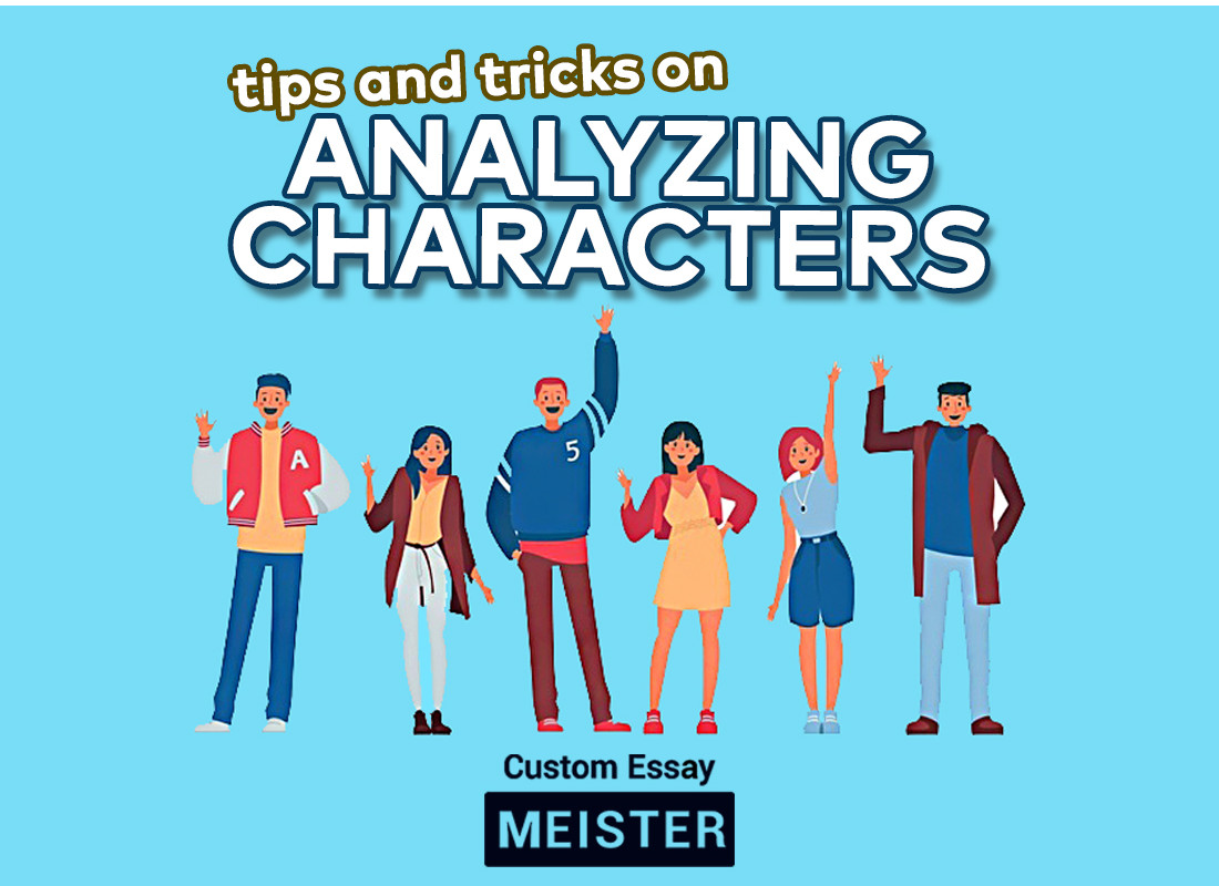Tips and tricks for character analysis