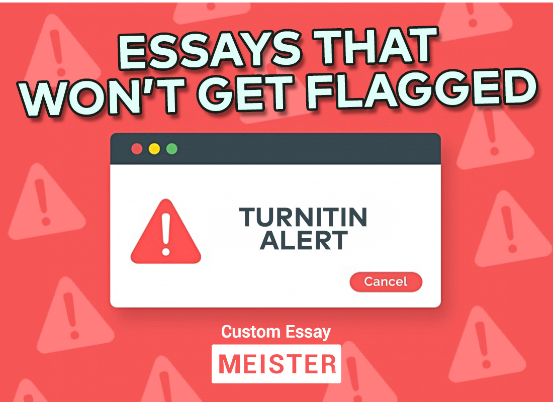 Essays, term papers that will pass Turnitin