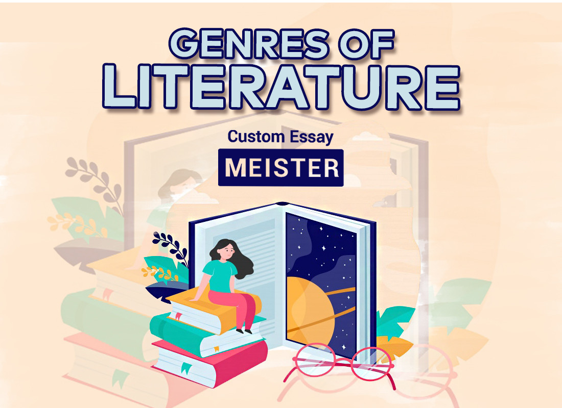 What Are the Different Genres of Literature - Definition, Types, Examples